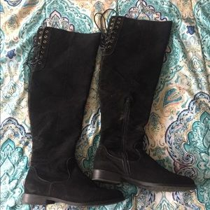 Over the Knee Boots Size 9